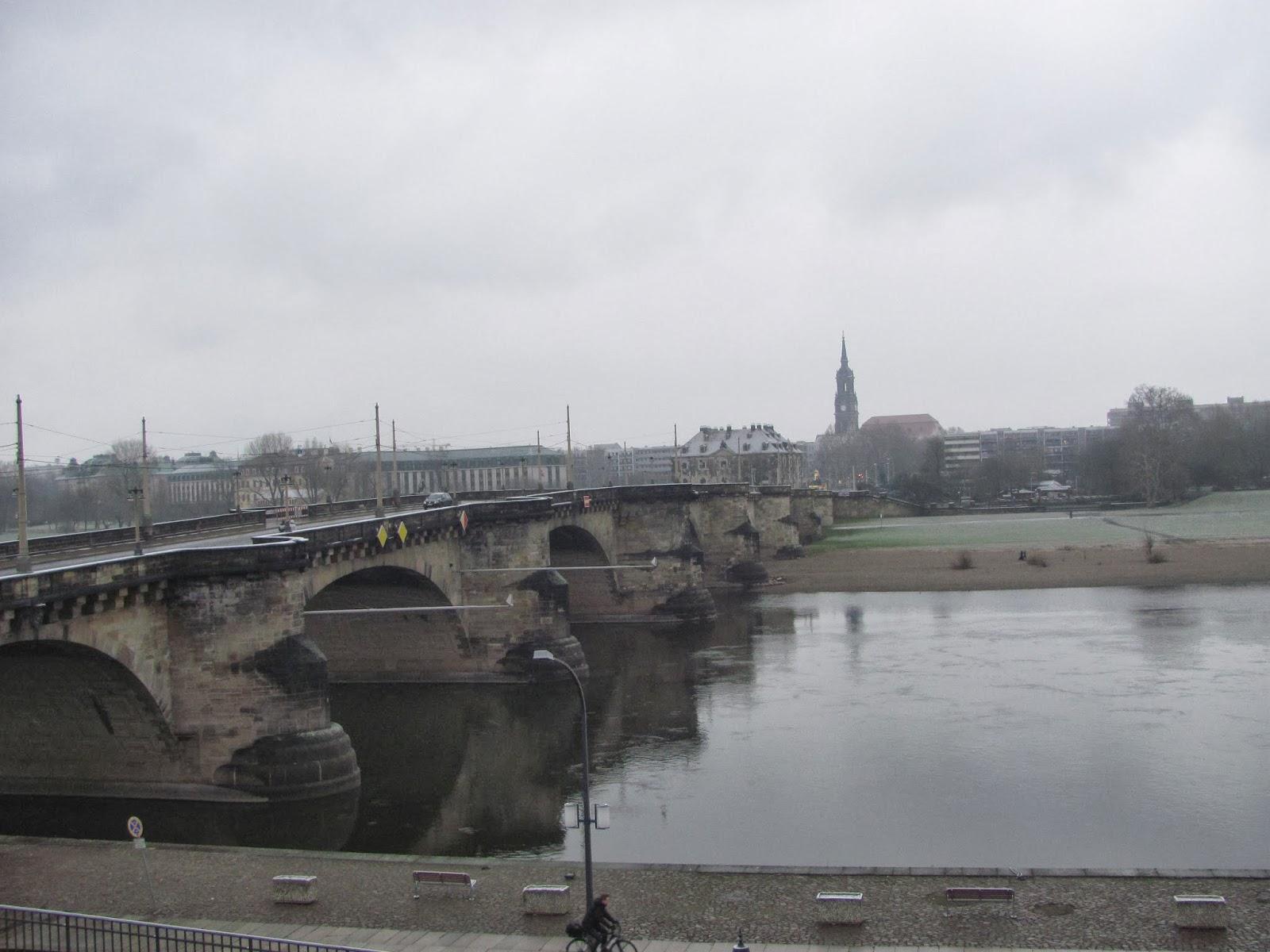 Дрезден, Эльба