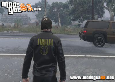 V - Pack de Jackets de Bandas para Trevor V2.0 GTA V PC