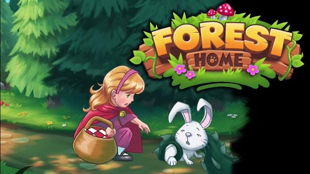 Forest Home v1.0.0 Apk Mod [Articulos Ilimitados]
