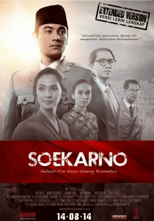 Film Soekarno Extended Version 2014 di Bioskop
