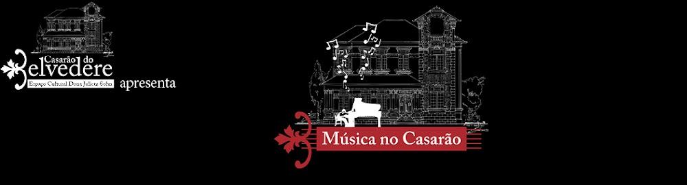 Música no Casarão