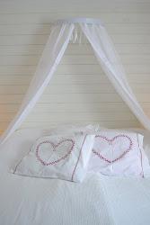 Här sover jag som en prinsessa