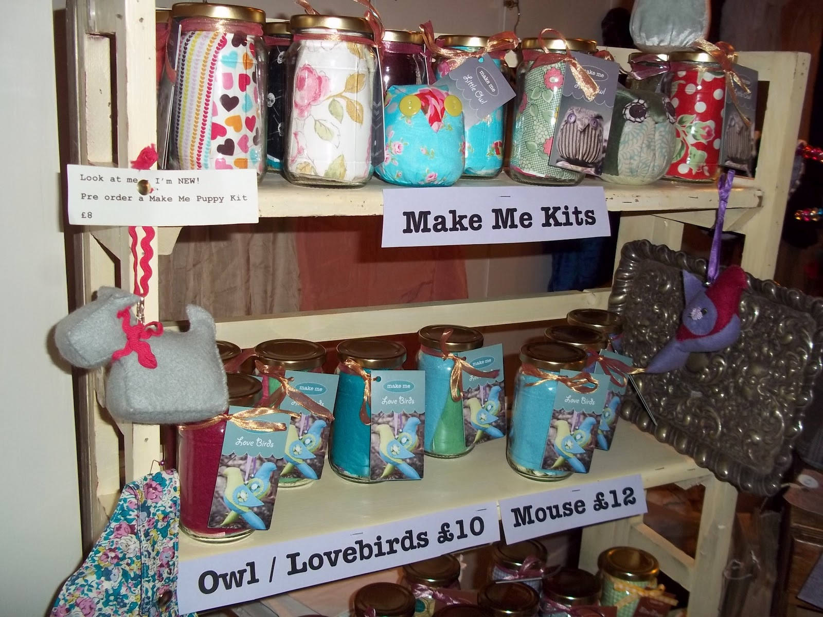 Yorkshire does vintage cool crafting wins best dressed stall for Homemade crafts that sell well