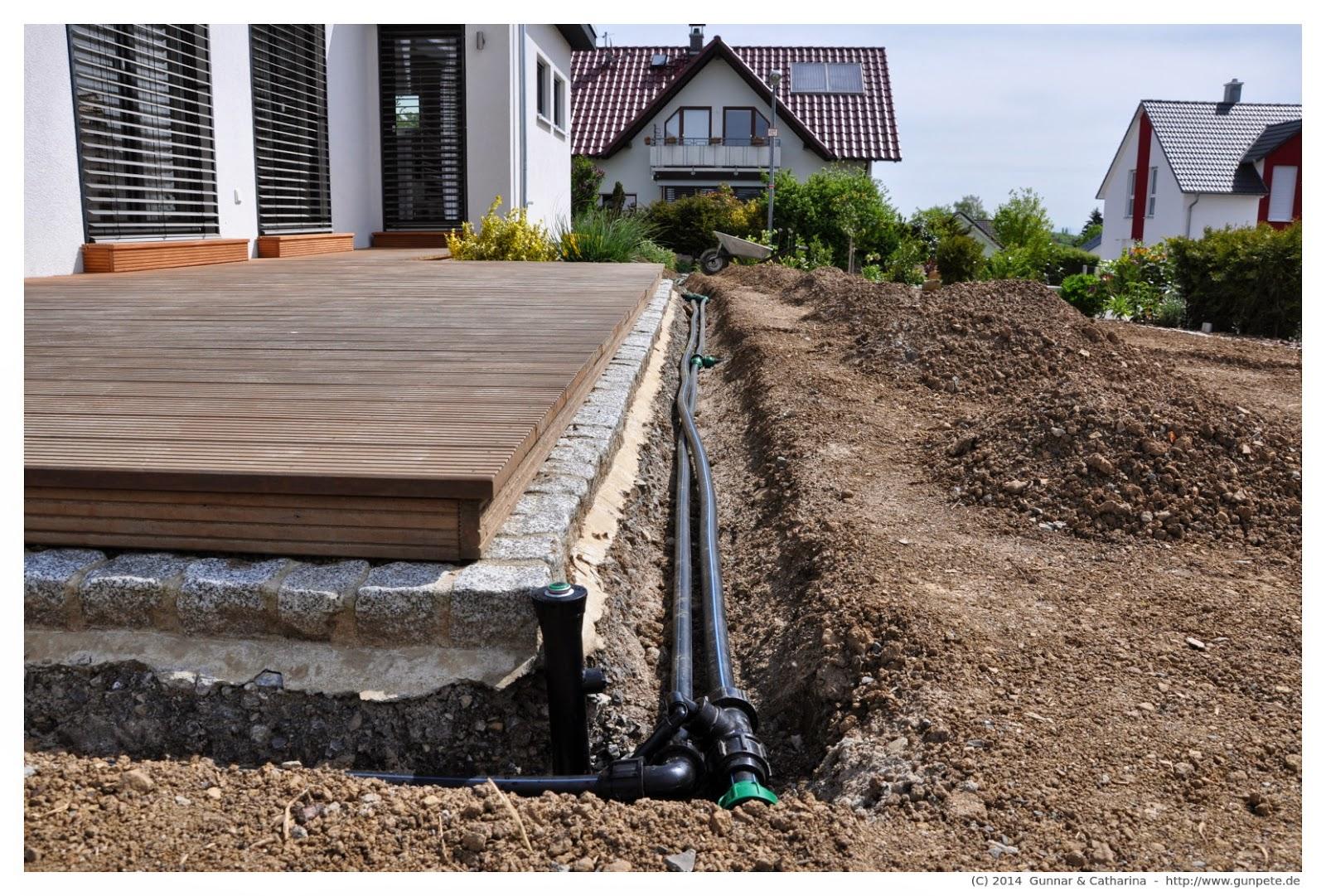 Gunnar catharina wir bauen unser fingerhaus for Boden verdichten