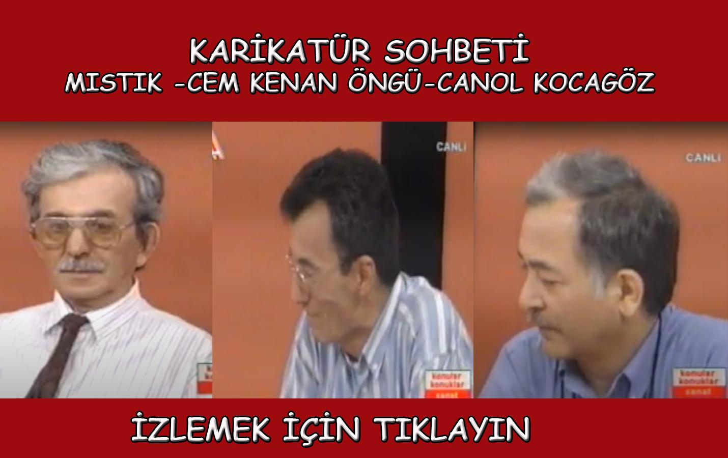 KARİKATÜR SOHBETİ