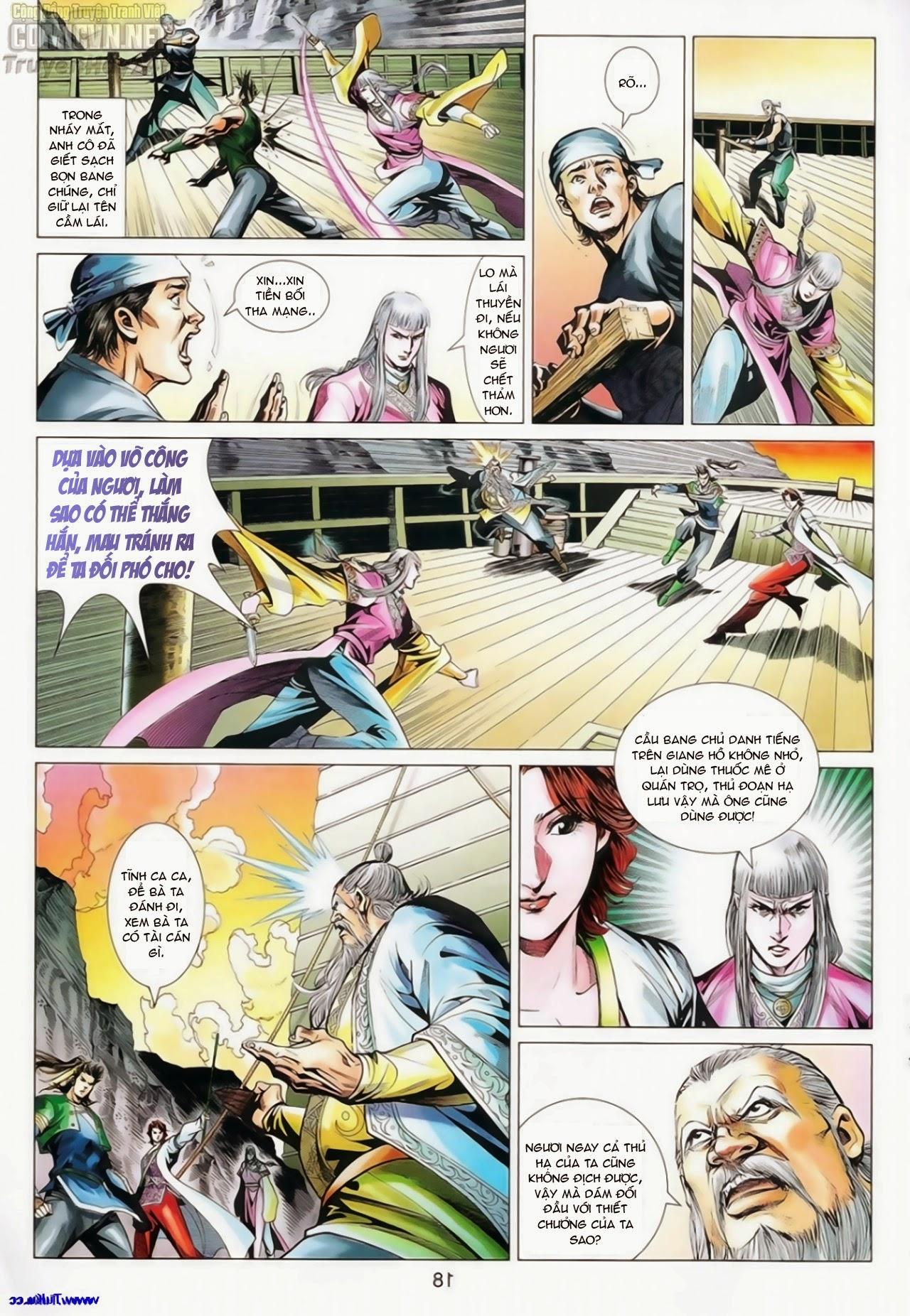 xem truyen moi - Anh Hùng Xạ Điêu - Chapter 81: Nguyên Hung