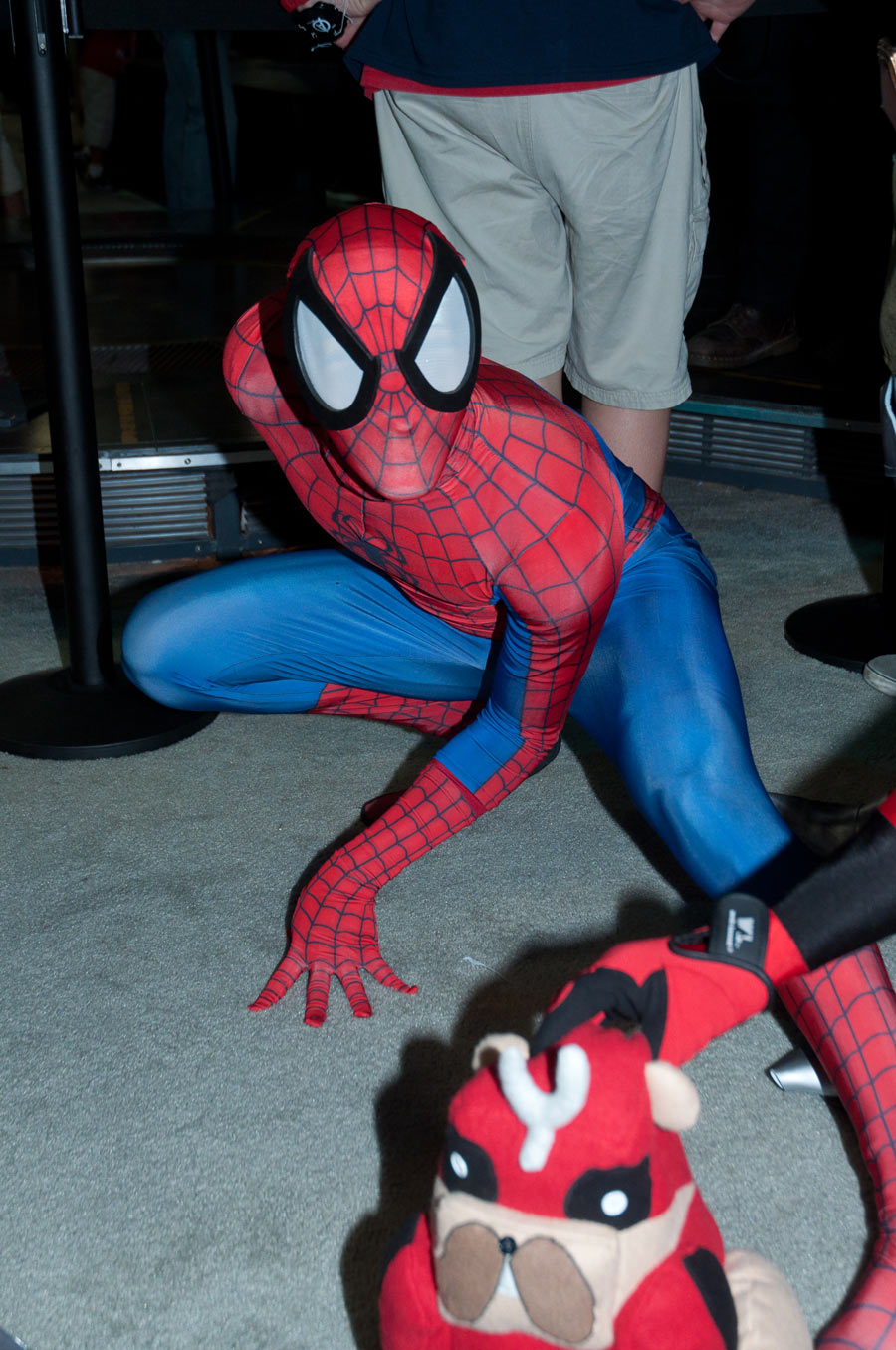 Spiderman costumes are not just for little boys - big boys can wear them too. Get a costume from Walmart and you are set. Any Green Goblins at the party ... : walmart spider man costume  - Germanpascual.Com