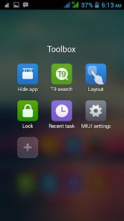 toolboox di theme xiaomi