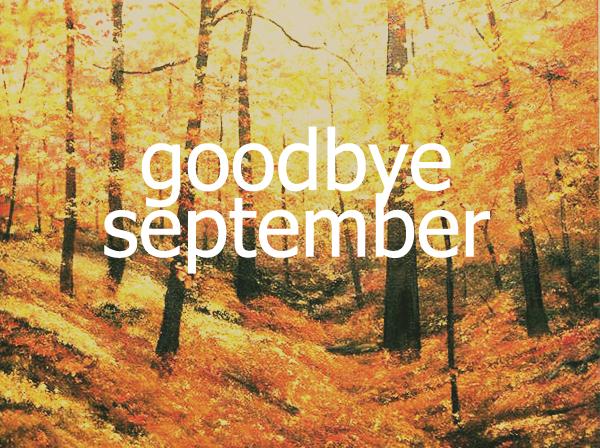 Pengakhiran Bulan September Yang Menyedihkan