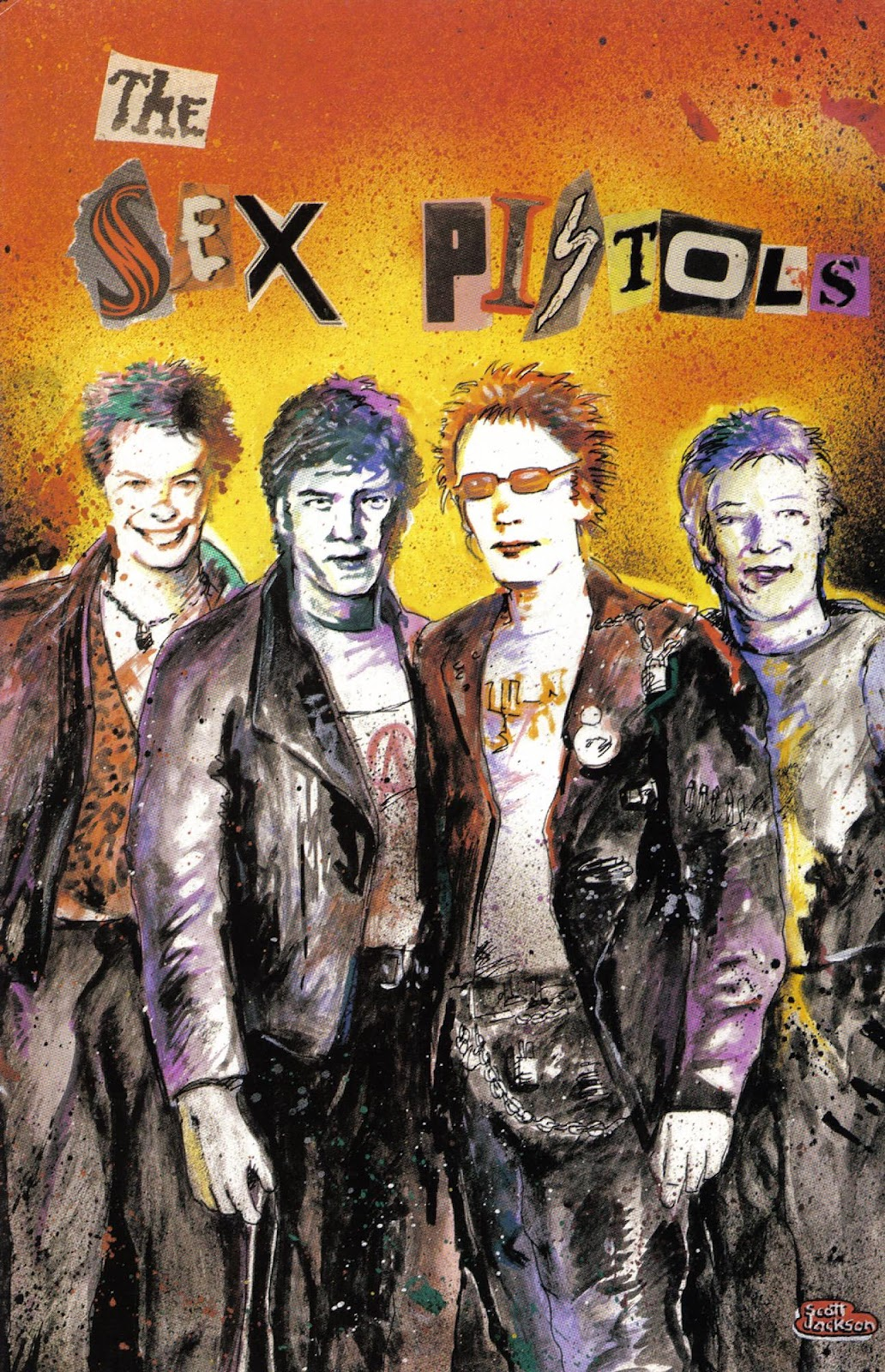 sex pistols It was 40 years ago this week that the sex pistols took the stage at cain's ballroom, the home of bob wills and western-swing music, and turned tulsa into a.