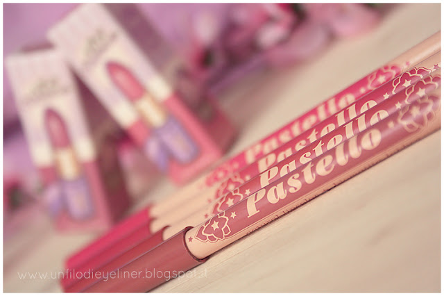 Neve Cosmetics: Pastelli Amore e Orchidea - Swatch + Review
