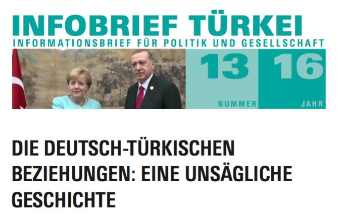 Infobrief Türkei 13/2016