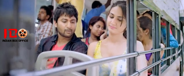 Nani and Vaani Kapoor's Aaha Kalyanam Theatrical Trailer