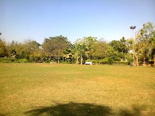 prahlad nagar garden