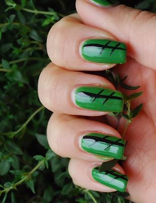 naglar, nails, nagellack, nail polish, nail art, paris memories