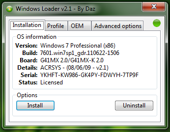 windows 7 home premium n loader
