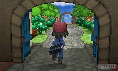 Pokémon X & Y: novos monstrinhos, trailer, imagens, personagens e o primeiro ginásio Boy_Trainer_screenshot