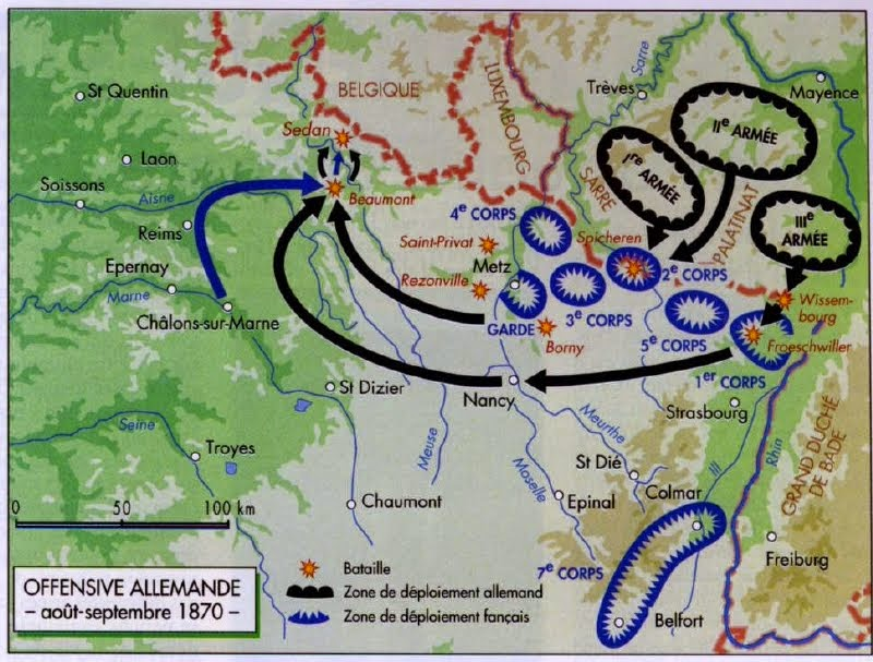 Anthropology Of Accord Map On Monday German Invasions Of France