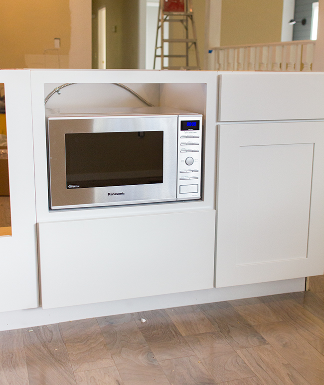 Ikea Kitchen Microwave Cabinet: Kitchen Chronicles: An Ikea Pax Pantry, Part 1