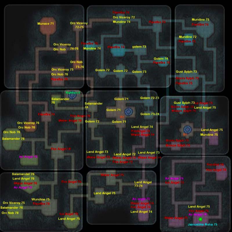 R5 Quest Rohan Rahkon Map Rohan
