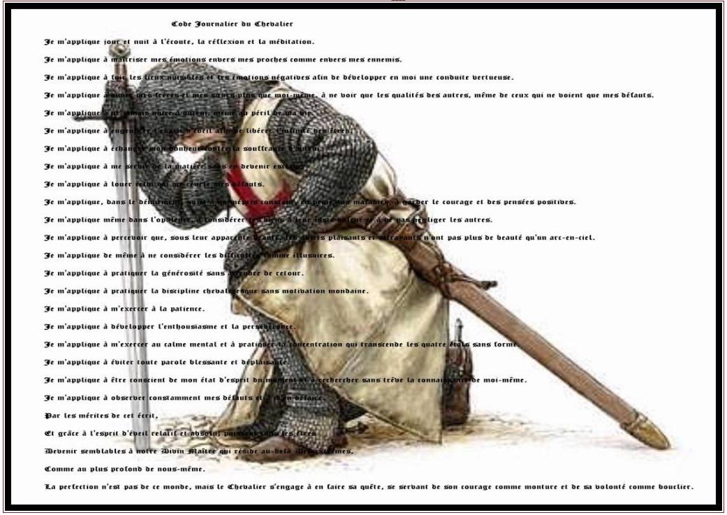Image De Chevalier Du Moyen Age famille egger: moyen-age : les chevaliers violents étaient sujets au