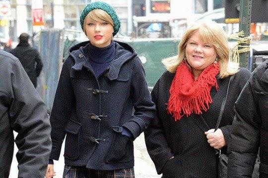Taylor Swift desabafa na web: 'Minha mãe foi diagnosticada com câncer'