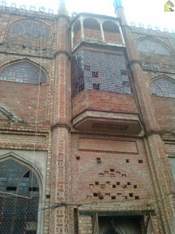 Anjuman Masjid - Varanasi - UP