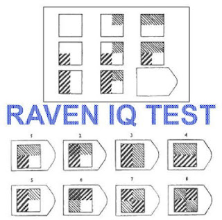 Μετρήστε το δείκτη νοημοσύνης σας - Το RAVEN Iq Test