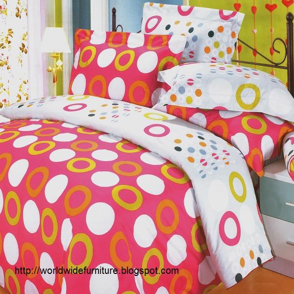 All about home decoration furniture polka dot bedding styles - Slaapkamer gordijn babymeisje ...