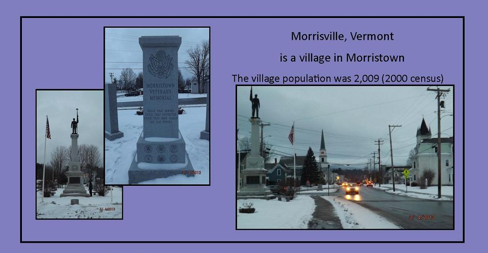 March 4, 2013 - Morrisville, Vermont