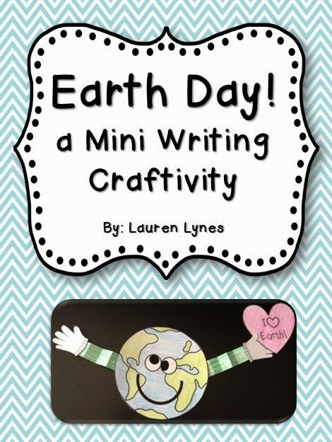 http://www.teacherspayteachers.com/Product/Earth-Day-a-Mini-Writing-Craftivity-776007