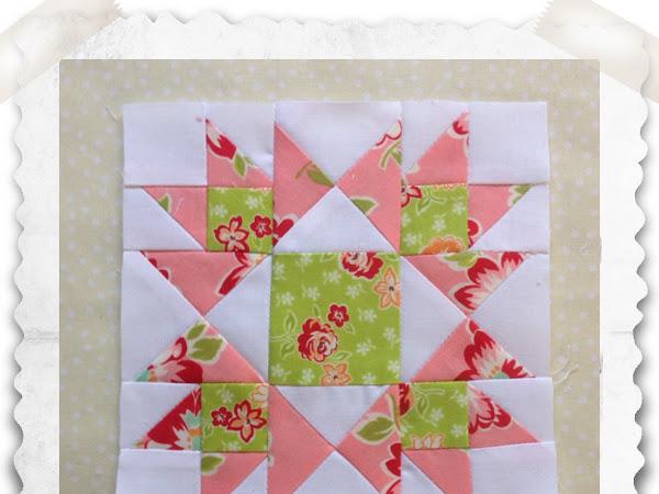 Chatelaine- Free BOW Sampler Quilt Block 52