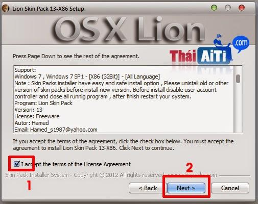 Biến Máy tính Windows thành Mac OS đơn giản và nhanh chóng