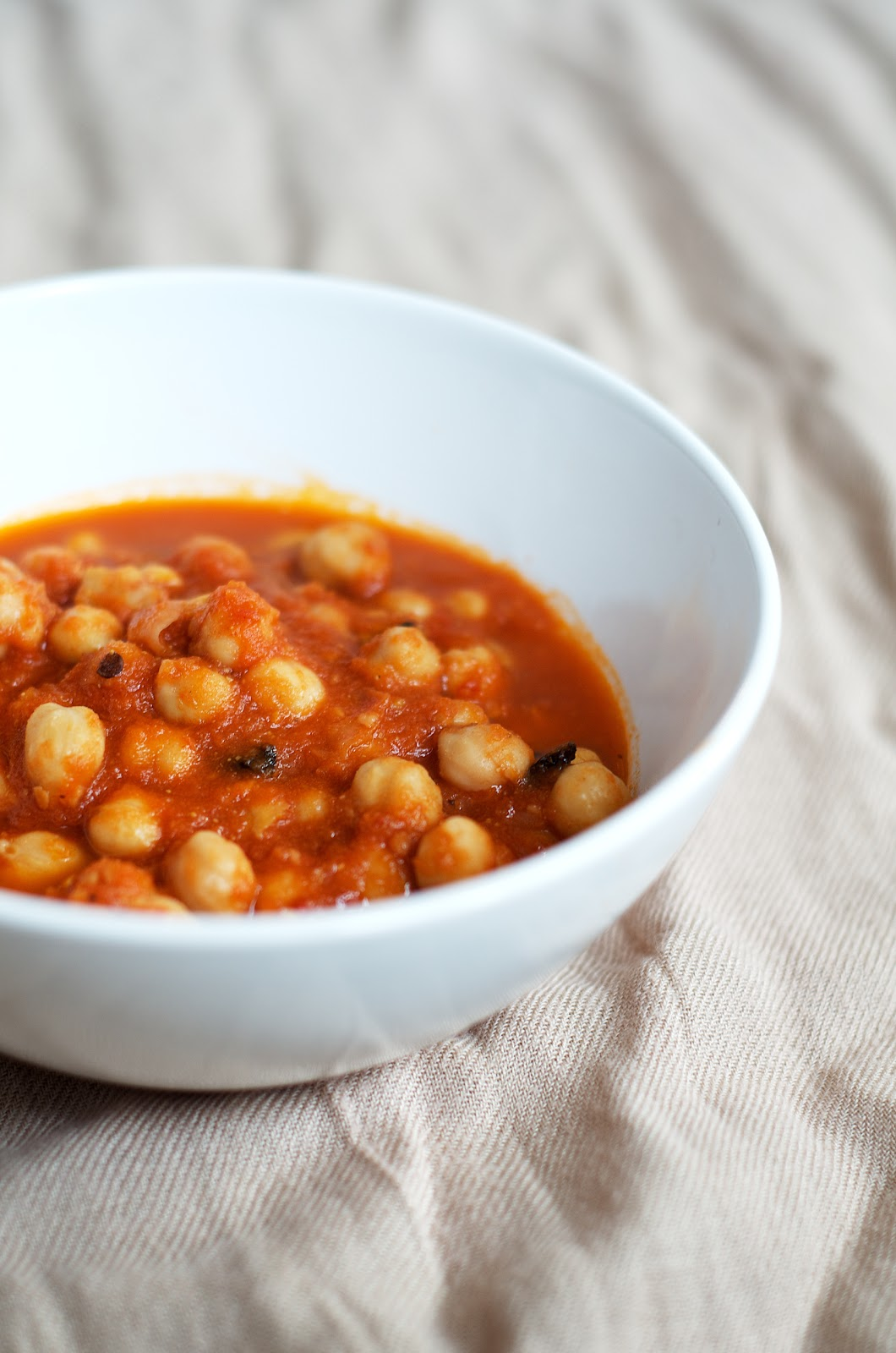The Ginger Cook: Chickpeas Stew with Roasted Cumin and ...