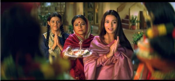Amrita Rao's Sister Chhoti