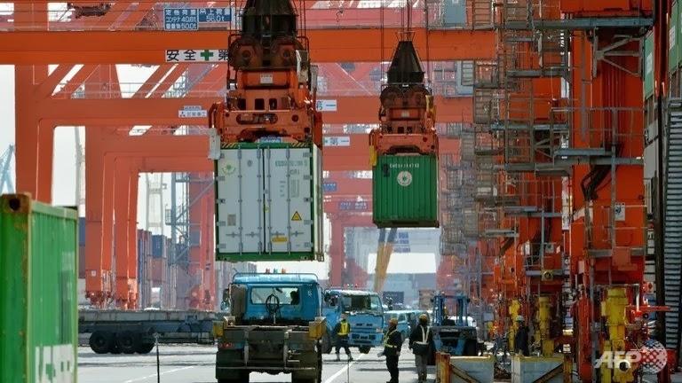 Japan's Trade Imports Tangibles