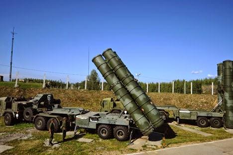 Rusia Rancang Sistem Pertahanan Antiroket Mutakhir, S-500 Triumphator