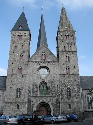 biserica in ghent