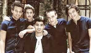 Lirik Lagu One Direction Rock Me