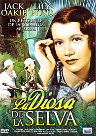 La Diosa de la selva (1937) DescargaCineClasico.Net