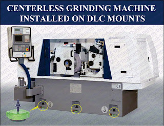Metallic Anti Vibration Mounts, High Tensile Anti Vibration Mounts, Prefabricated Anti Vibration Mounts