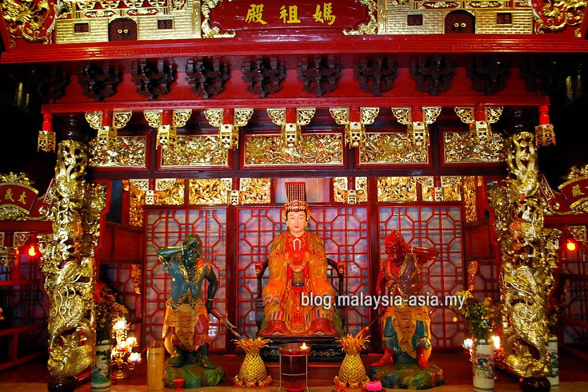 Ho Ann Kiong Temple in Terengganu