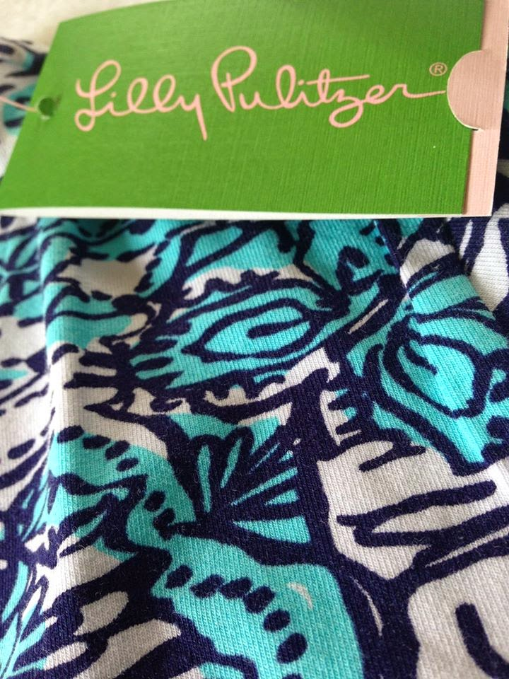 Lilly Pulitzer Purchases and Freebies | Michelle V-Neck Tee