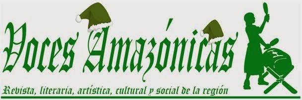 """Revista """"Voces Amazónicas"""" E.I.R.L"""