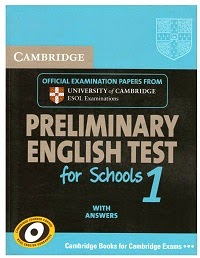 Cambridge Preliminary English Test 1