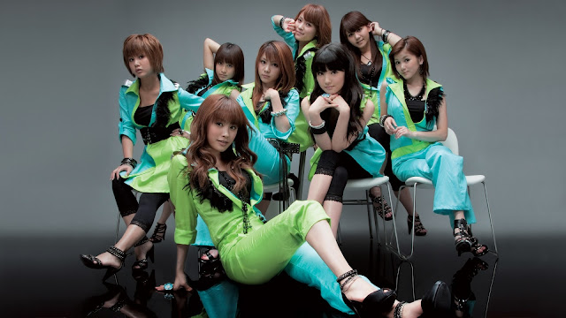 Morning Musume Wallpaper HD Momusu