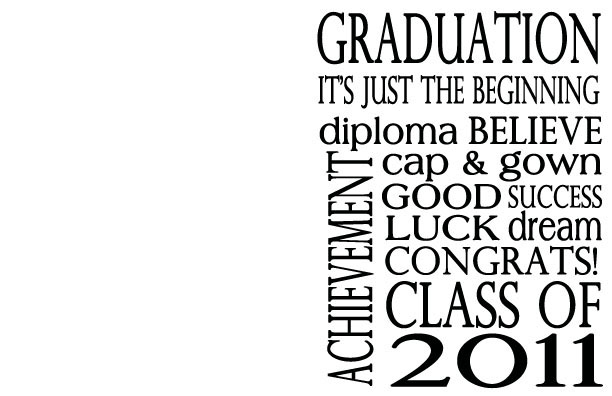 Everyday Clever: A Graduation and Another Free Printable