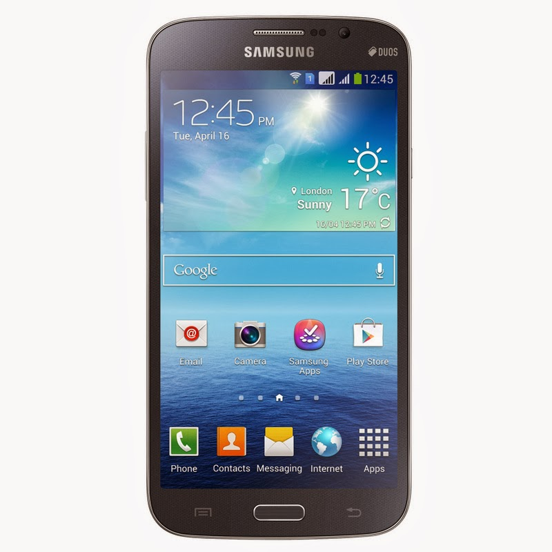Spesifikasi Dan Harga Samsung Galaxy Mega 5.8 I9152 Black Terbaru