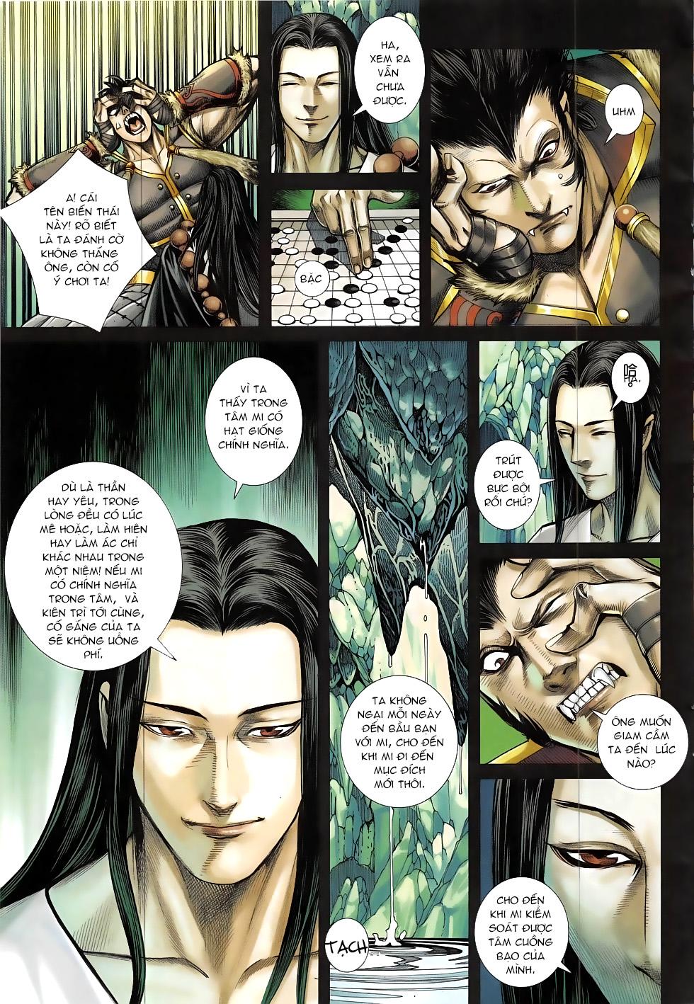 Tây Du chap 26 Trang 31 - Mangak.info