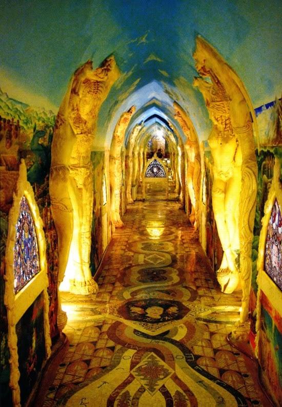 yeralti tapınagi labirent